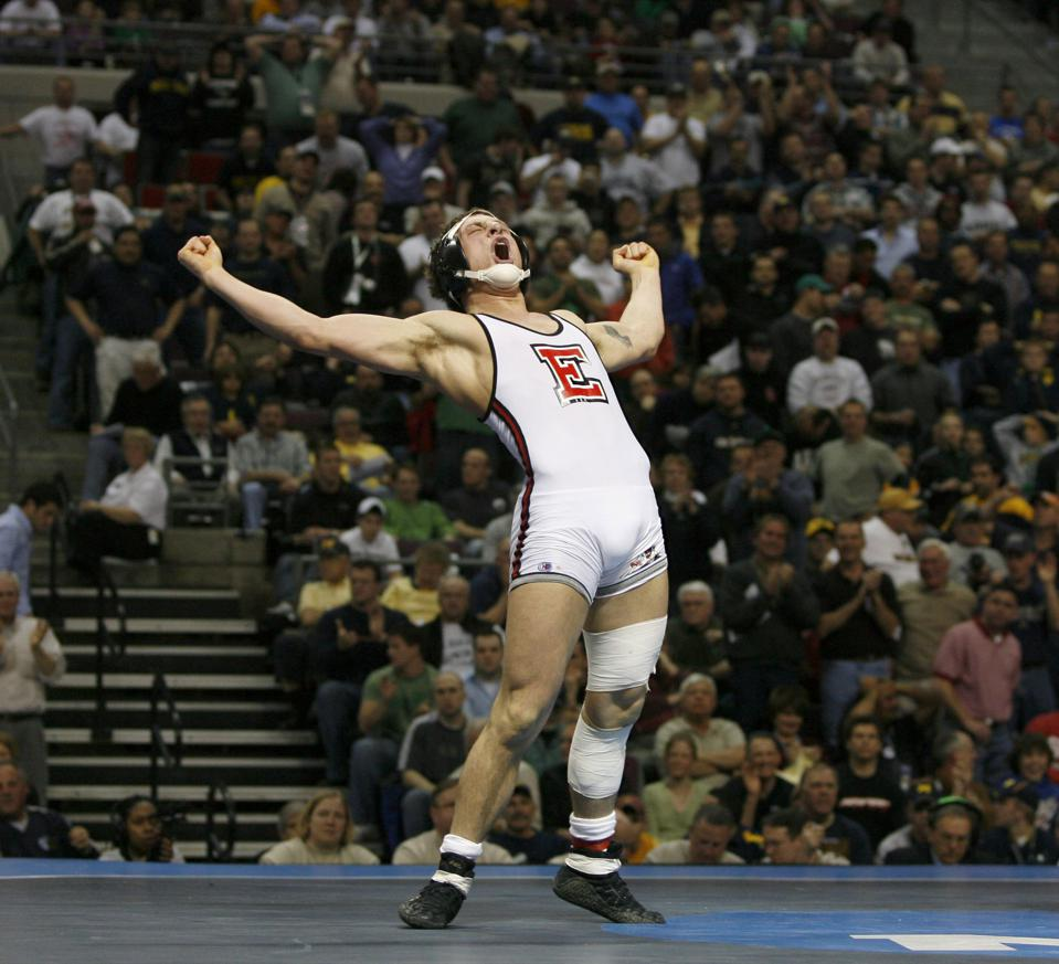 NCAA Division I Wrestling Championships - March 17, 2007